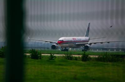 回顧録 上海虹橋国際空港で飛行機撮影