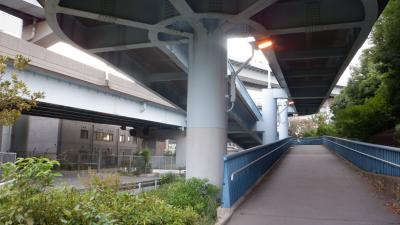 2020年9月守ろう心身の健康!四国リンリン時々テクテク遍路(1)江戸川、荒川の難所を渡り有明港へ
