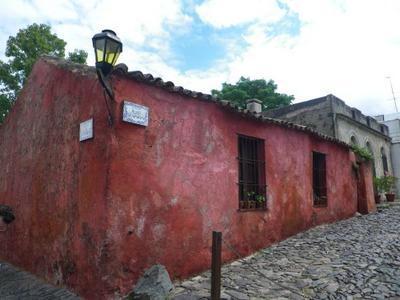 ウルグアイの古都コロニアデル・サクラメントへ