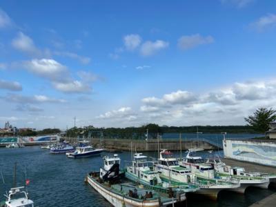 神奈川・平塚の須賀港と秋の七草巡り2020①~しらす購入と漁港周辺散策~