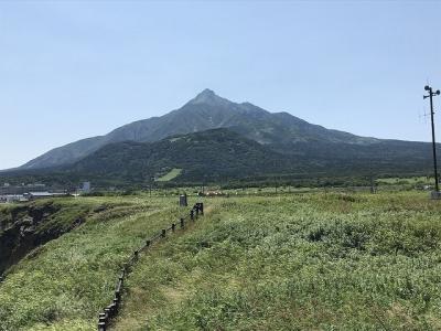 2020夏 自転車で北海道一周 Day20-21 利尻島1周 礼文島上陸