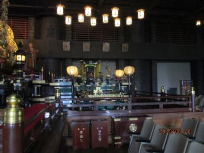 愛媛(伊予一国)ドライブ巡礼(73)四国霊場第六十一番香園寺に参拝。