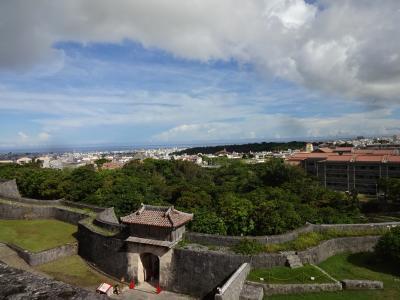 9月の連休を使って沖縄へ(現地滞在篇)