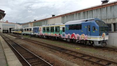 会津鉄道に乗ってみた