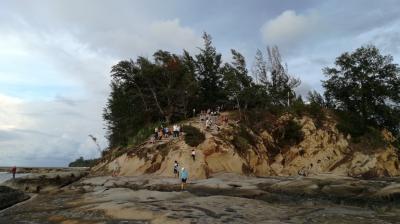 ボルネオ島の端っこで大トラブル