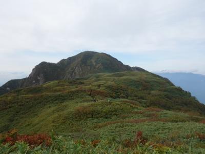 2020 長野県 父子2人旅~ 雨飾山(1,963m) ~ 登山編 ~ ハードな急登、でも頂上眺望ナイス ~