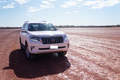 オーストラリアNSW州最深部へ4WDオフロードドライブ1 (Big 4WD adventure to remotest NSW 1)
