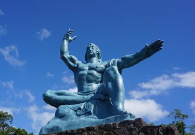 九州北部3県旅行1(長崎編:稲佐山夜景・大浦天主堂・平和公園)