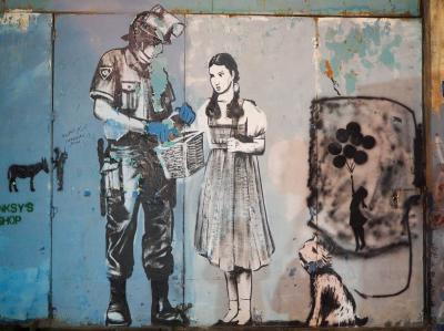 ベツレヘムとパレスチナの現在