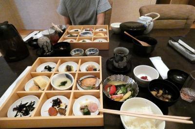 GoTo会員制リゾート7連泊 エクシブ浜名湖 インルームダイニングの朝食