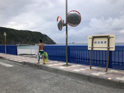 2020.9  雨の神津島 2日目