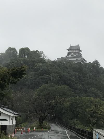 日帰りで犬山温泉へ 雨の国宝犬山城と城下町