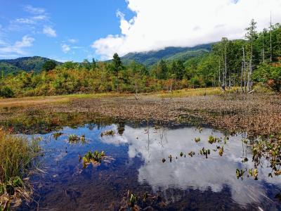 2泊3日信州の旅 2日目 乗鞍高原一ノ瀬園地ハイキングと松本街歩き