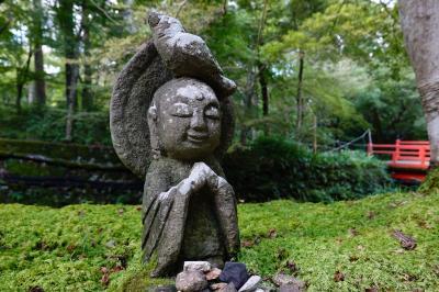 京都 山あいの寺・神社を歩く 2日目