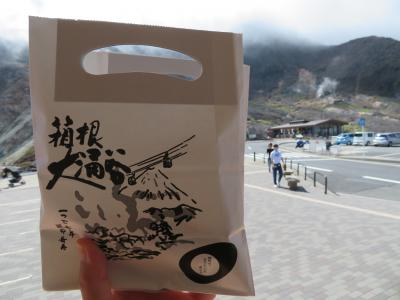 心の安らぎ旅行 2020年9月 箱根旅行 Part12 大涌谷黒たまごゲット♪2日目☆