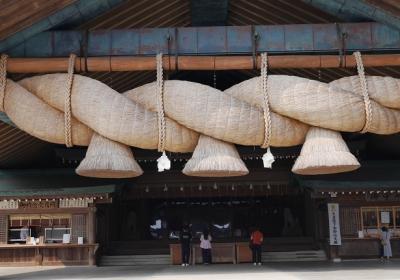 長崎から遥々、山陰へ☆途中下車の道の駅巡り~出雲大社~玉造温泉までのロングドライブ