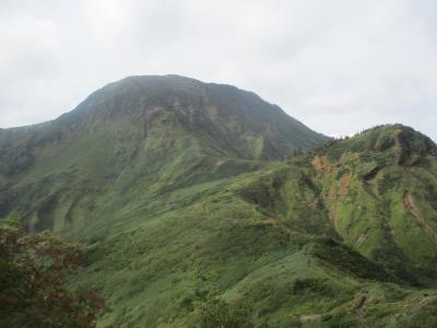 百名山「苗場山」(新潟)登山