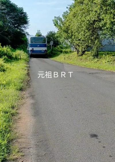 東北 新旧BRT紀行(福島・宮城)