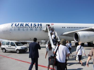 2009年 旧ソ連圏を含む東欧諸国-K(トルコ編)/イスタンブール経由帰国