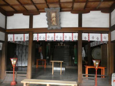 京都 宇治 縣神社(Agata Shrine, Uji, Kyoto, JP)