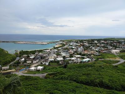 沖縄離島2020夏旅行記 【10】与那国島2(ツーリング2)