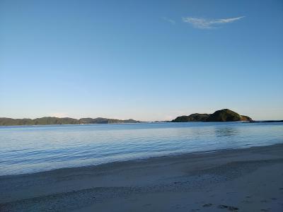 沖縄離島2020夏旅行記 【12】座間味島1(移動・座間味地区・古座間味ビーチ)