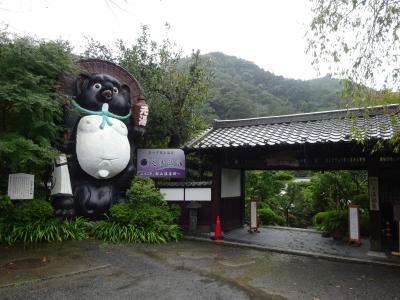 厚木 飯山温泉 「元湯旅館」 に泊まってきました。