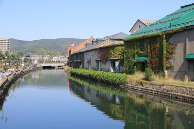 タイ人ツアーの為の北海道視察旅行2、小樽、札幌
