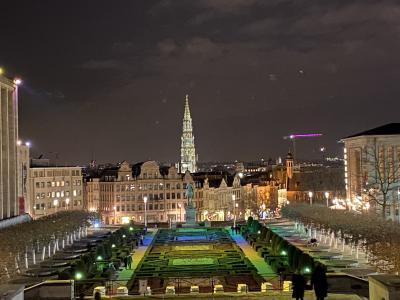 ブリュッセル-2 2020年1月の旅