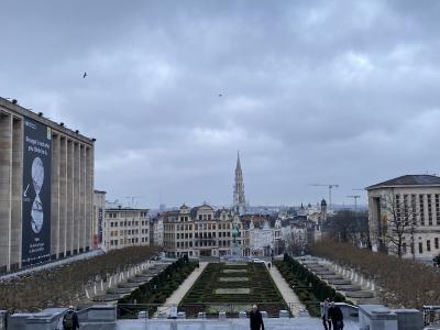 ブリュッセル-3 2020年1月の旅