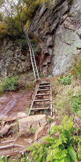GoTo秋の上高地散策と焼岳登山②