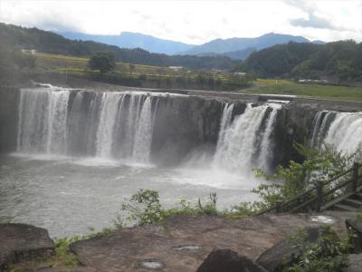 竹田・阿蘇への旅 岡城・原尻の滝・火の山温泉どんどこ湯