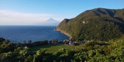 2020年9月のSW GoTo使って伊豆二泊三日 初日。やっぱり富士山ってスゴイぞ!