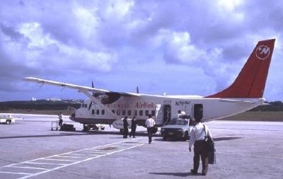 2001年 パプアニューギニアとグレートバリアリーフ-E(北マリアナ諸島編)/サイパン