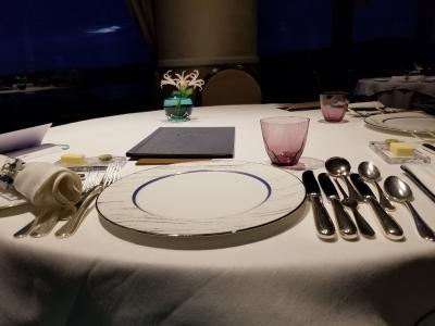 志摩観光ホテルベイスイー・フレンチ「ラメール」