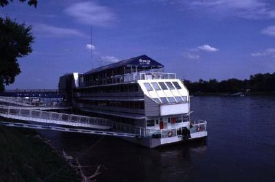 2001年 シベリア鉄道経由バルト諸国-J(スロバキア編)/ブラチスラバ