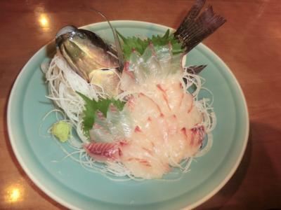 北海道&東日本フリーパスで乗りまくり6泊7日・その5.川湯温泉で名物の摩周鯛を堪能しよう。