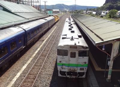 北海道&東日本フリーパスで乗りまくり6泊7日・その8.石北本線キハ鈍行列車紀行。