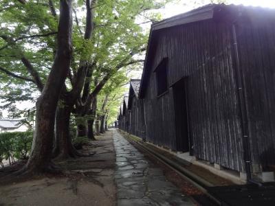 北海道&東日本フリーパスで乗りまくり6泊7日・その11.山形県酒田市/若葉旅館に泊まる。