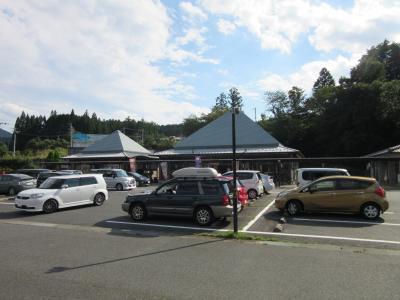 2020年9月19日:道の駅SR中部-16・近畿-04 三重&奈良編 (後編) 「御杖」訪問で少しだけ奈良県進出でも他3駅は三重県です