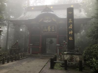 XX年ぶりのサークル旅行??三峰神社、ムーミンバレーパークを巡る旅