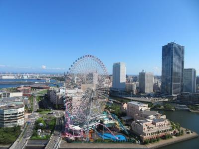 横浜ベイホテル東急(前)ベイクラブフロア・ベイビュールーム