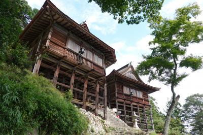 京都 山あいの寺・神社を歩く 3日目