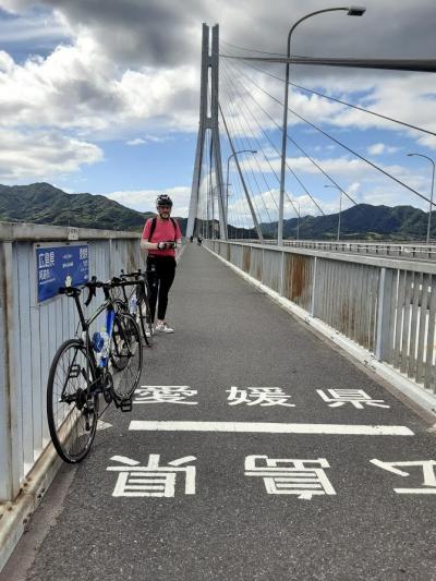 しまなみ海道サイクリング 再び