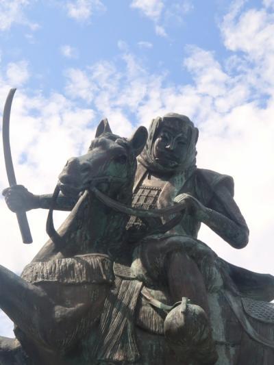 九州(大分)から北海道までマイカーの旅 8-5 春日山城 編