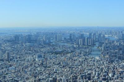 ぷらっと東京さんぽ《Scene.3》~高さ450メートルの天空散歩・東京スカイツリーへ~