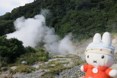 グーちゃん、えびの高原へ行く!(池巡りトレッキング!「みちょぱ」がいれば!編)