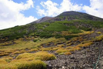 【北アルプス】乗鞍岳登山と白骨温泉