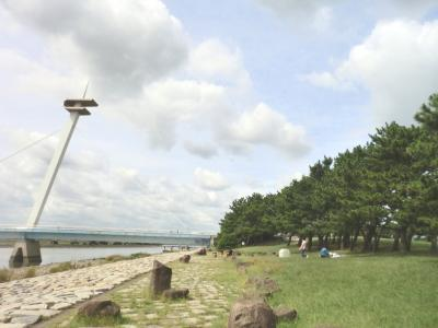 コロナ時代の葛西臨海公園