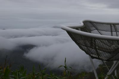 北海道 雲海テラスを見に行く